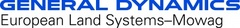 Logo General Dynamics European Land Systems-Mowag