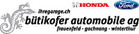 Logo Bütikofer Automobile AG