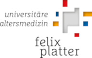Logo Universitäre Altersmedizin FELIX PLATTER