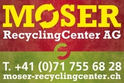 Logo Moser RecyclingCenter AG