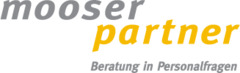 Logo Mooser & Partner AG