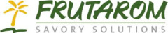 Logo FRUTAROM Savory Solutions Switzerland AG