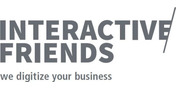 Logo interactive friends ag
