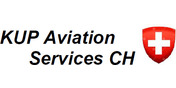 Logo KUP Aviation Services CH